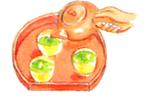中級茶の煎れ方4