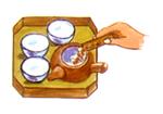 ほうじ茶の煎れ方2