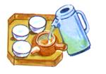ほうじ茶の煎れ方3