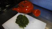 お茶を使った料理